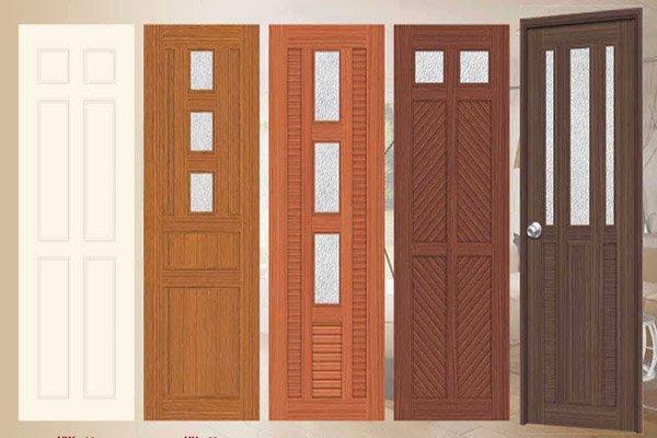 Cửa gỗ là sự lựa chọn hàng đầu