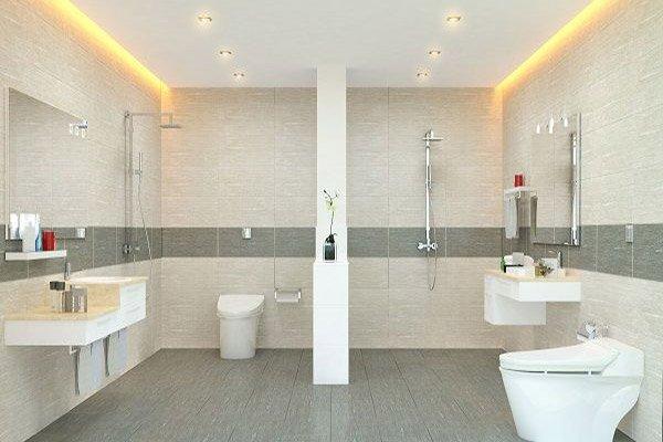 Nhà vệ sinh nội thất Châu Âu