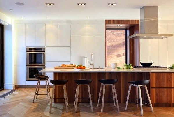 Nên chọn sàn nhựa Galaxy 2019 cho nhà bếp