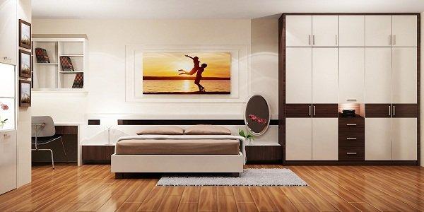 Tủ gỗ phòng ngủ
